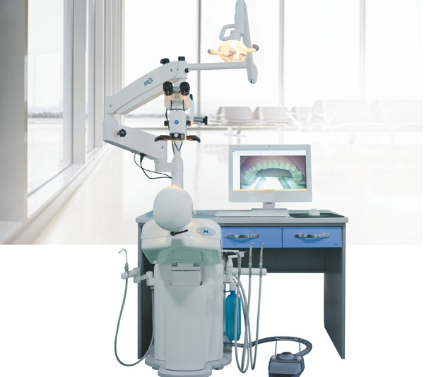 JTJ-Ⅶ Oral Microscope Teaching System(student)