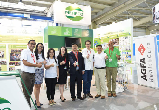 Sinol shows at the 14th Cuban international health exhibition