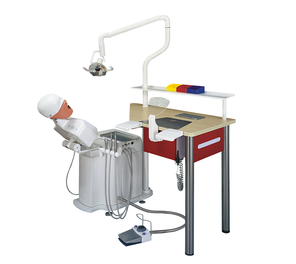 JTJ-V Batched oral clinical simulation teaching system